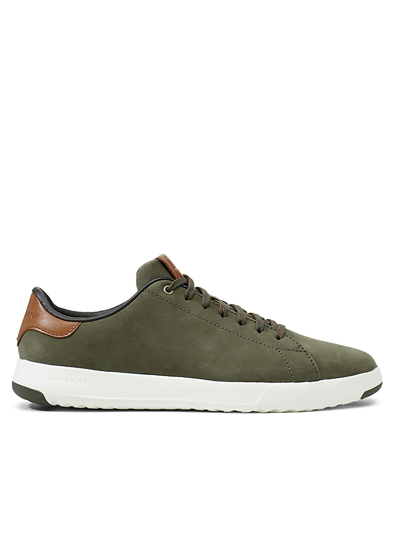 Olive GrandPro Tennis sneakers  Men - Sneakers