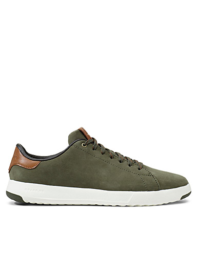 Olive GrandPro Tennis sneakers <br>Men