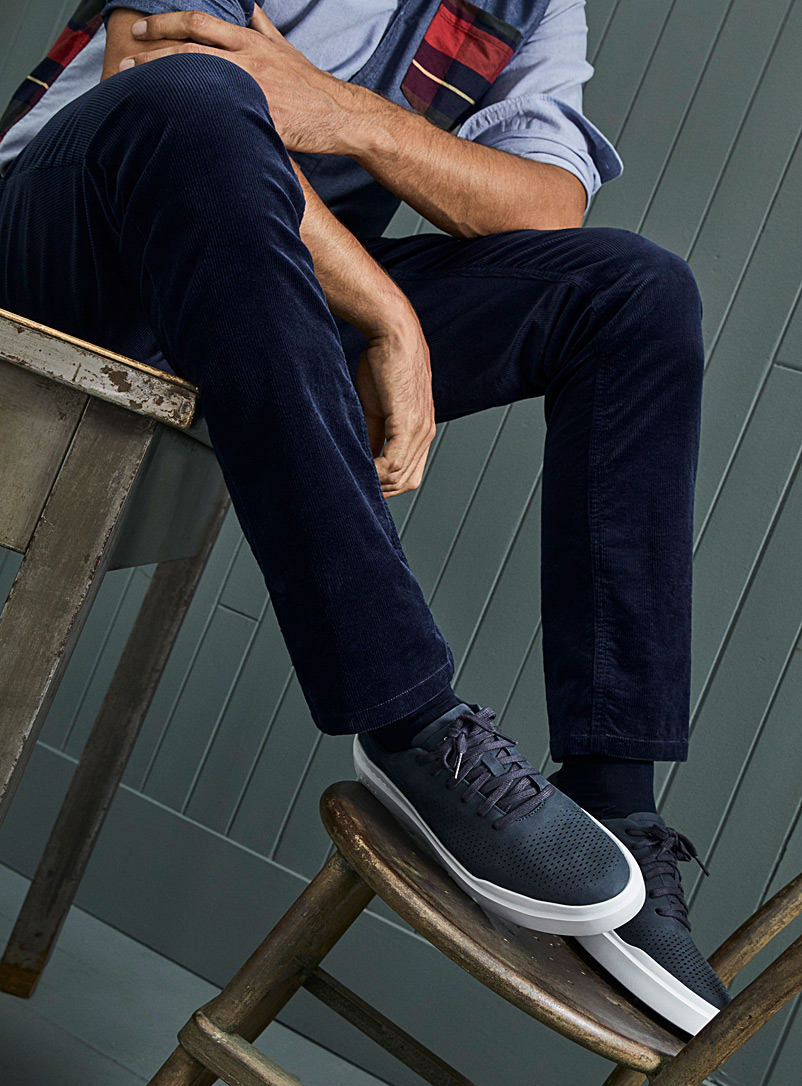 Cole Haan: Le sneaker GrandPro Rally Marine pour homme