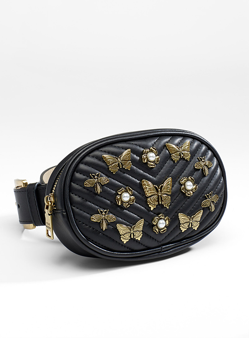 Gold ornament belt bag - Belt Bags