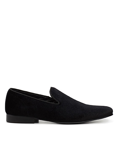 Le slip-on Laight velours <br>Homme