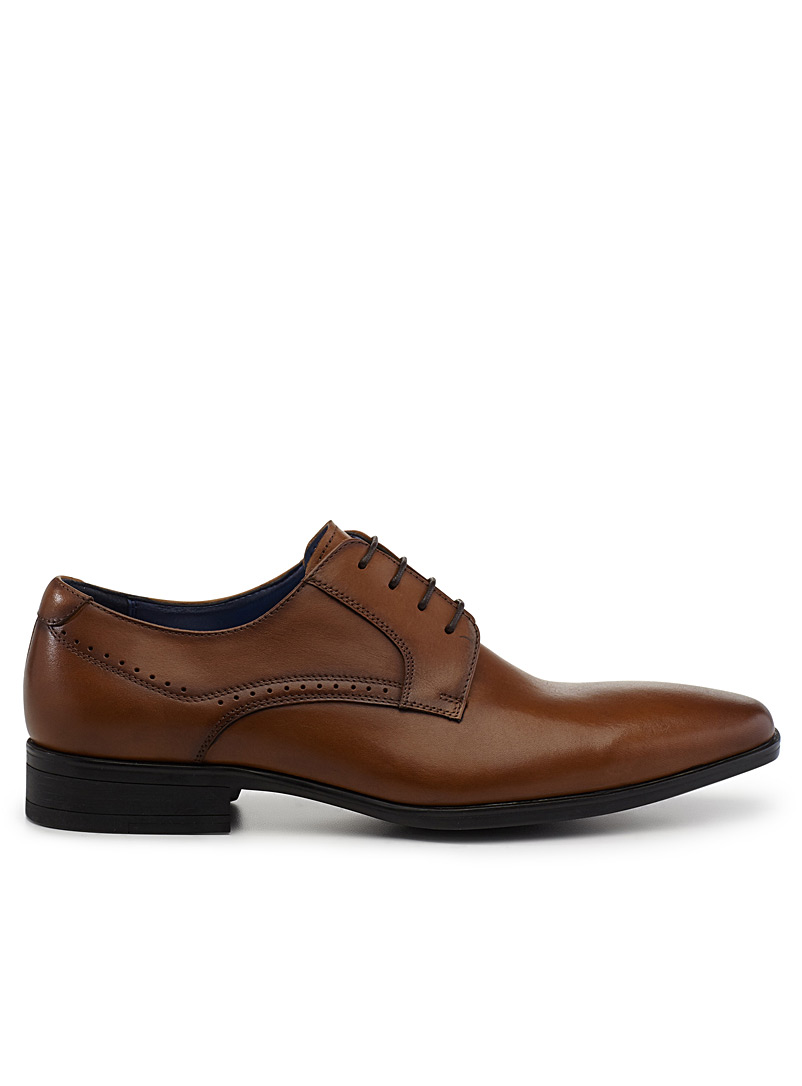 Rivars derby shoes - Dress - Fawn