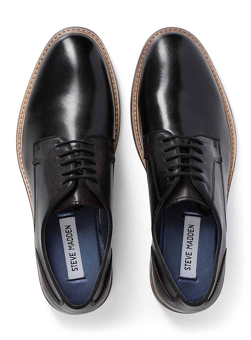 Broadmor derby shoes - Dress - Black