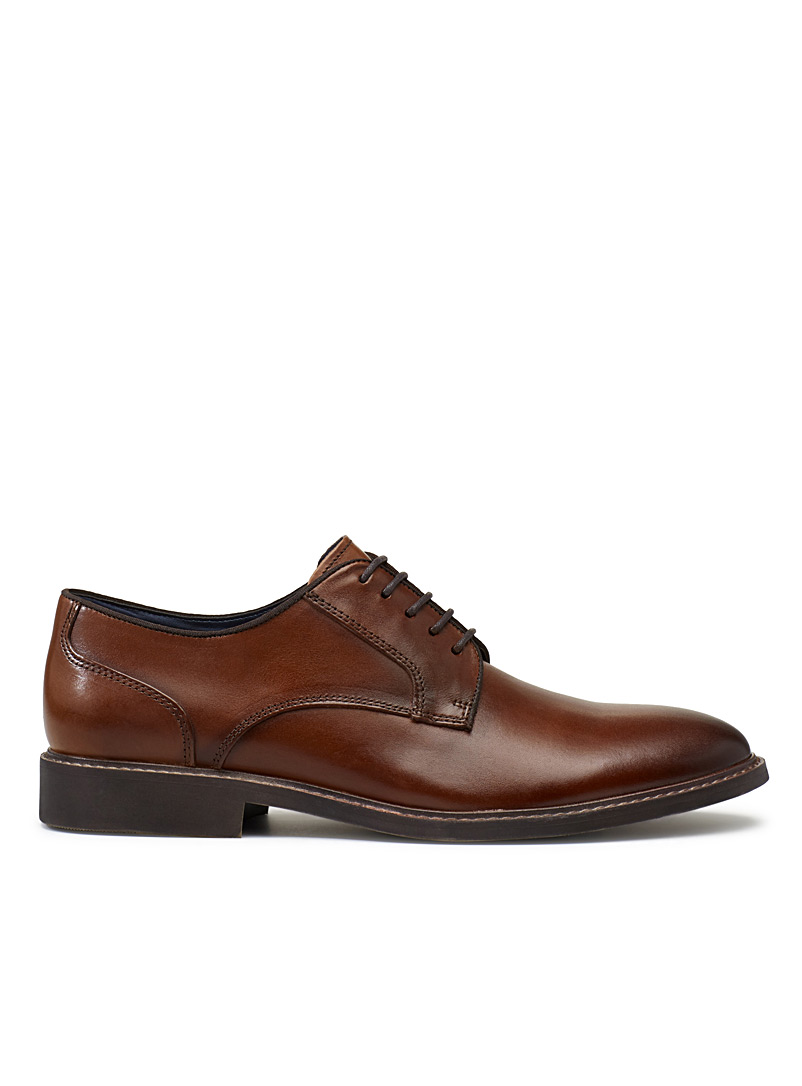 Broadmor derby shoes - Dress - Fawn