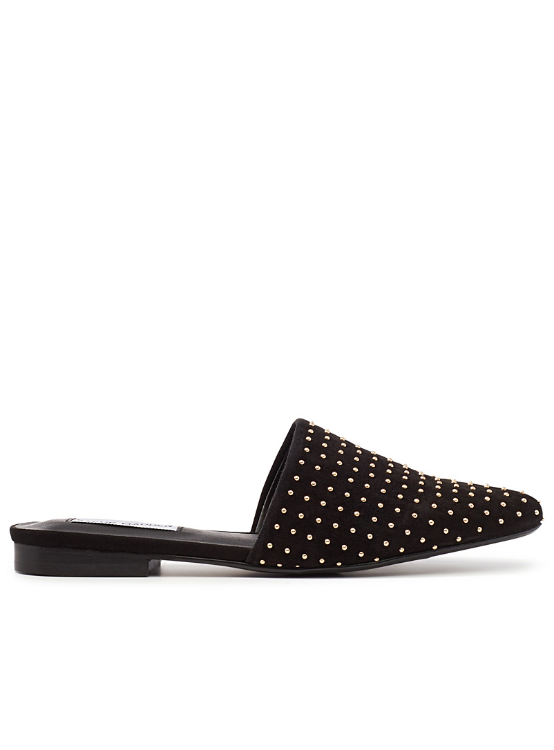 Trace studded mules - Flats - Black