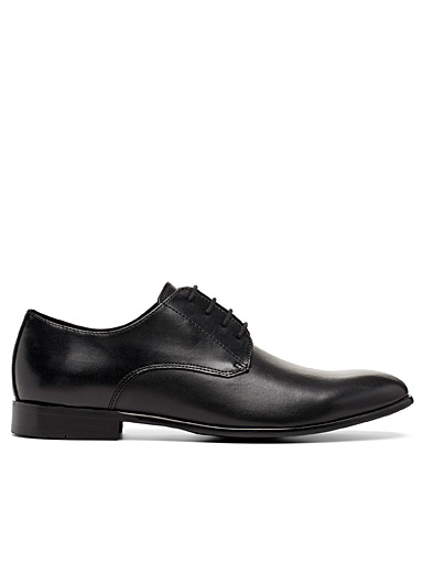 Steve Madden Black Phoenix derby shoes  Men for men