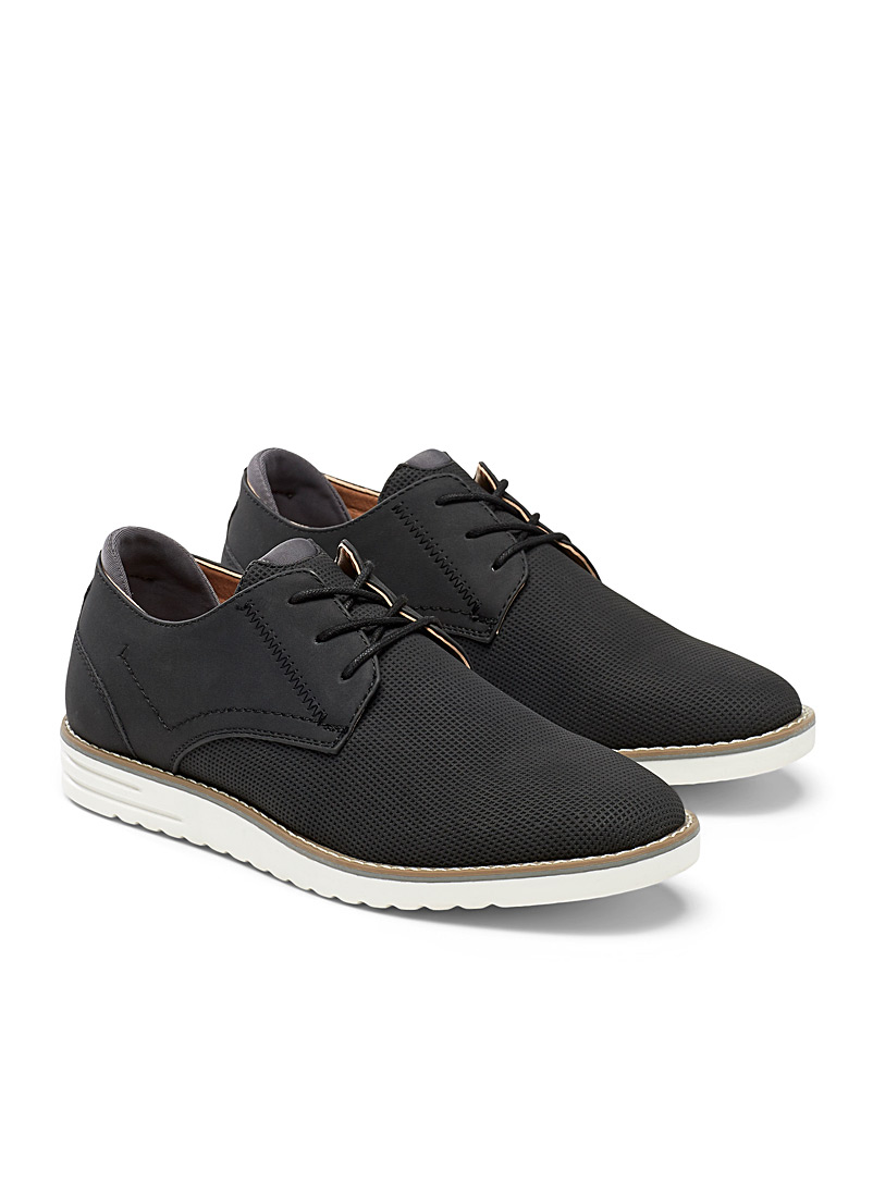 Steve Madden Black Captor derby shoes  Men for men
