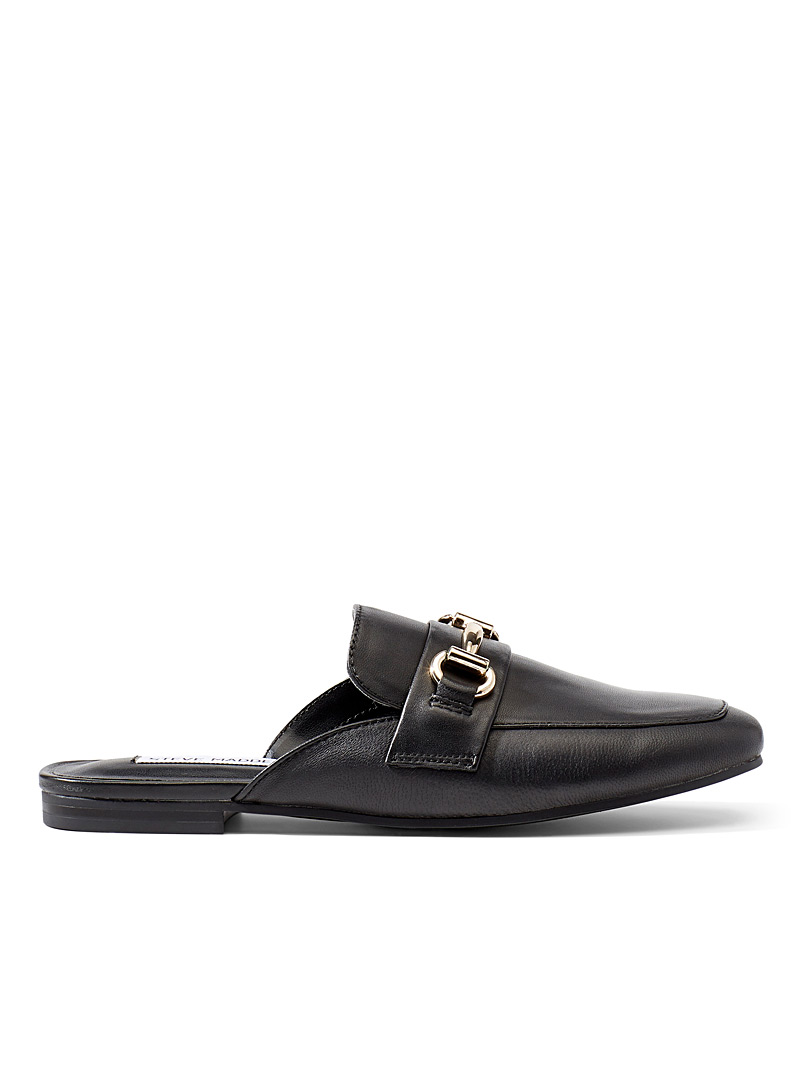 Steve Madden Black Kori mules for women