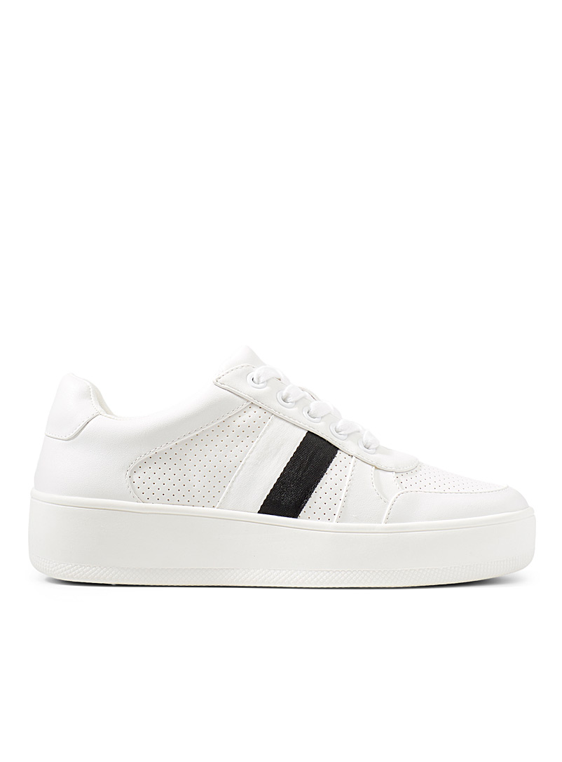 Steve Madden White Braden platform sneakers  Women for women