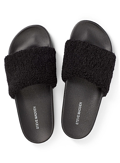 Shear slide slippers