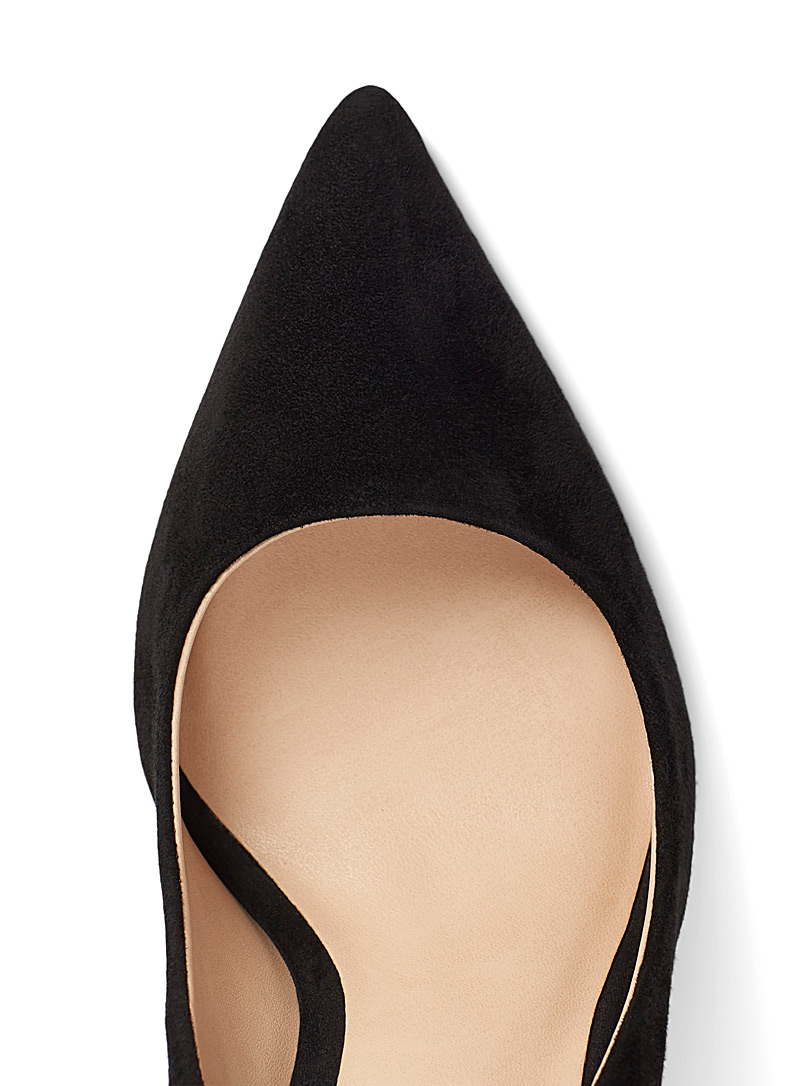 Steve Madden Black Rachell pumps for women