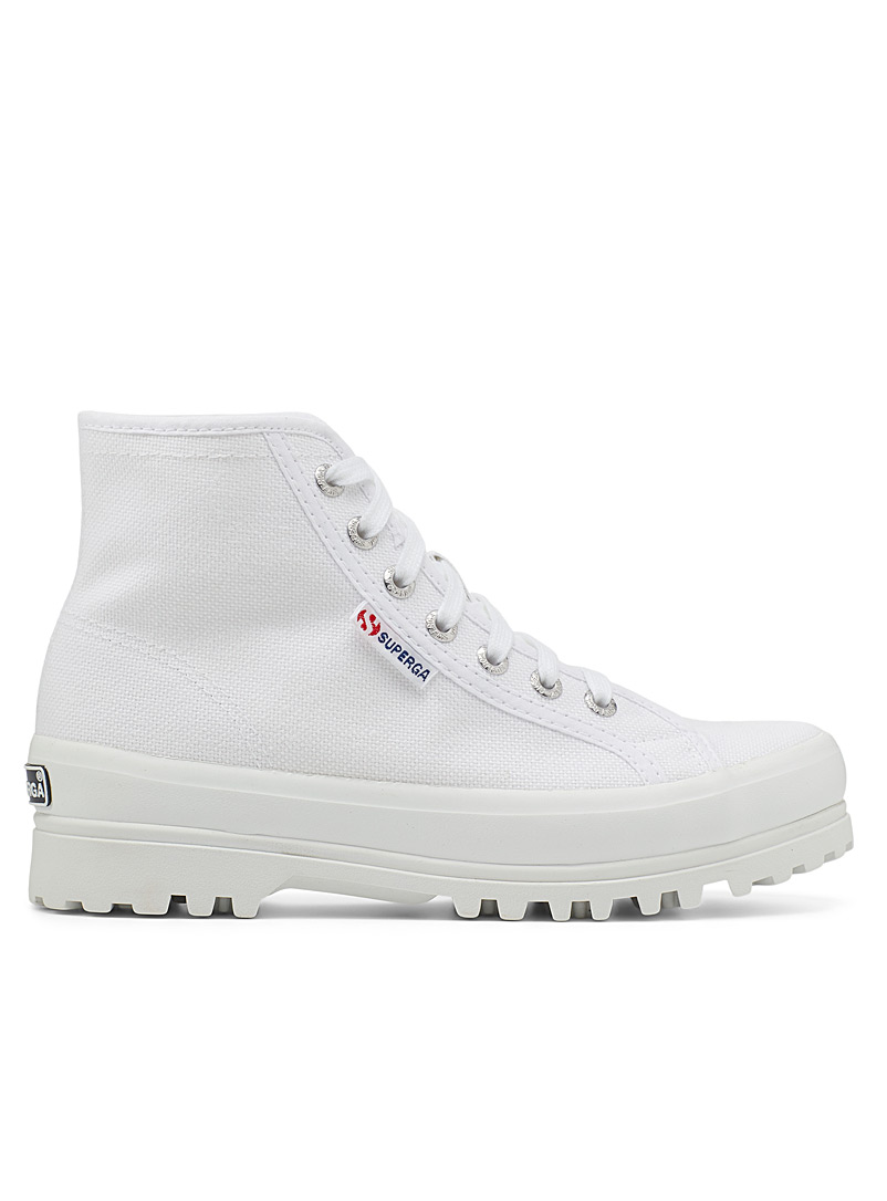 Superga White Alpine 2341 sneakers Women for women