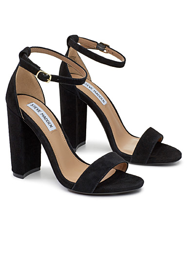 Carrson block-heel sandals