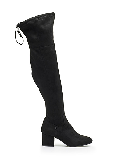 Isadora thigh-high boots