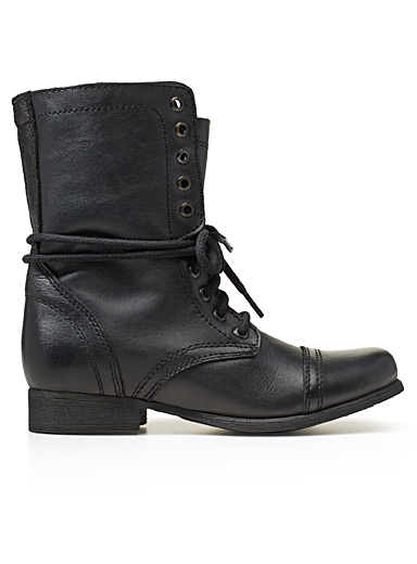 Troopa military boots