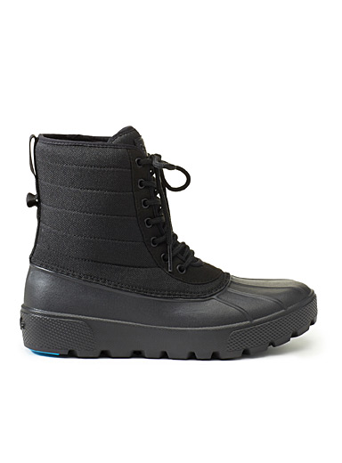Jasper laced-up boots