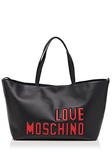 Le cabas Moschino Pixel