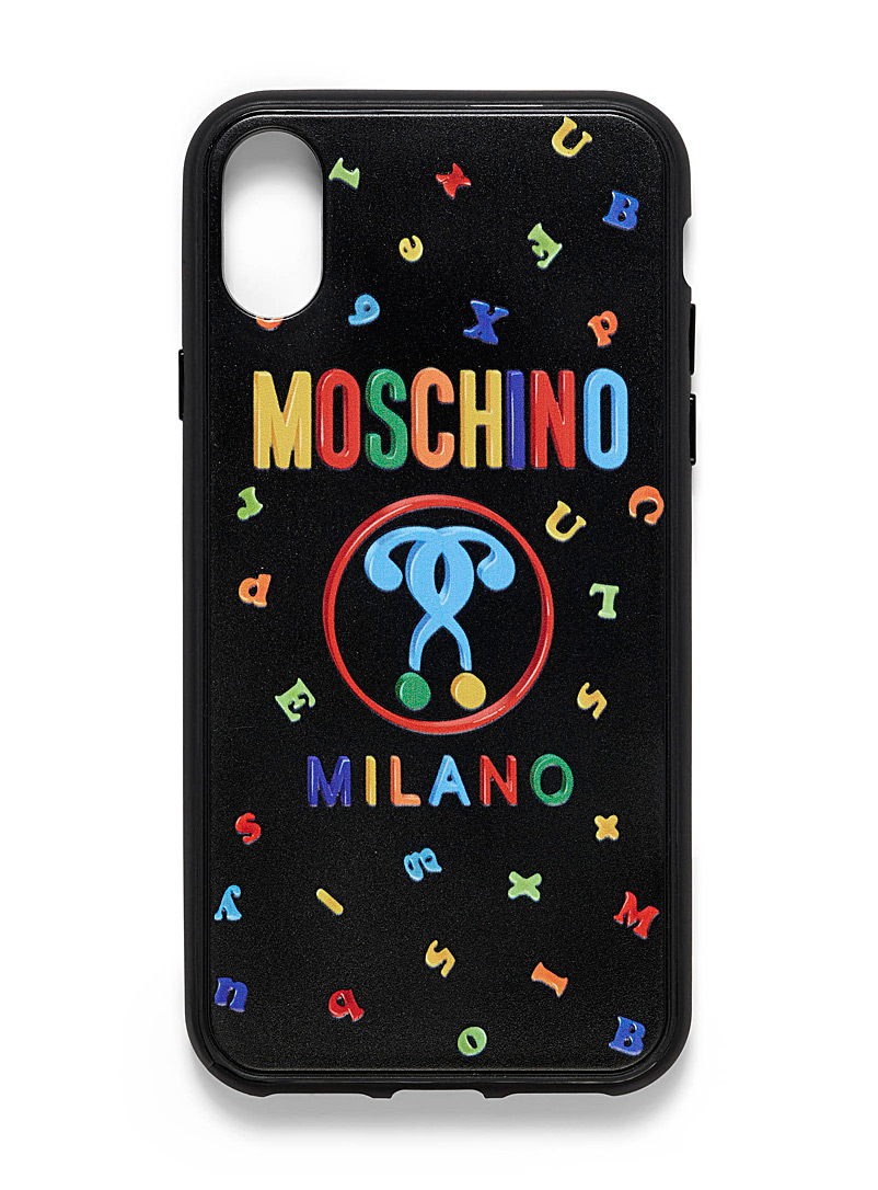 Letters iPhone Xs/X case
