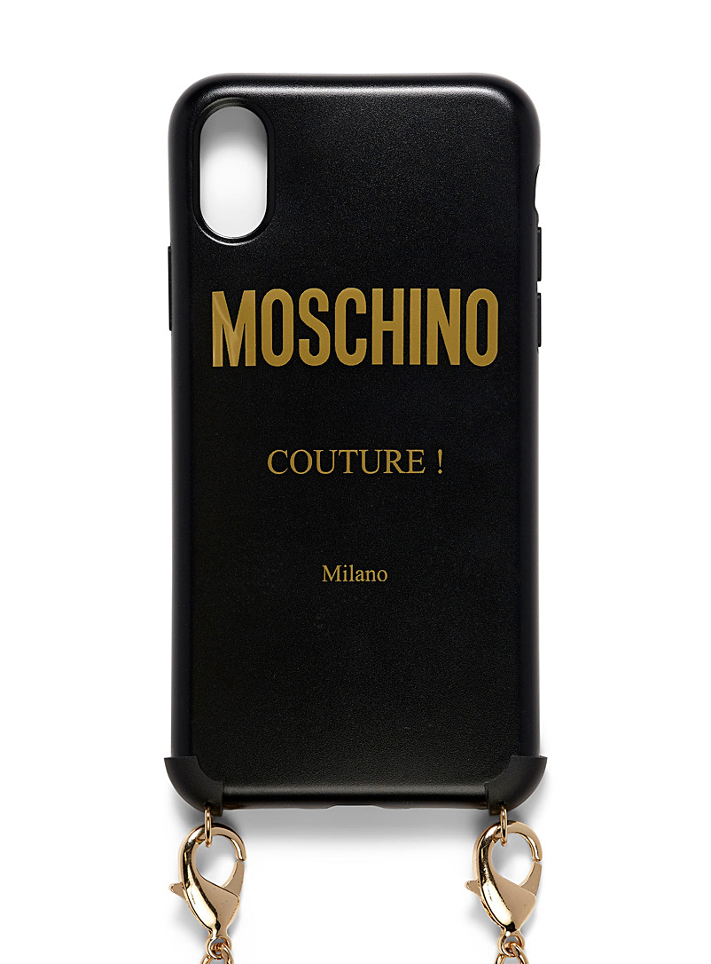 Couture iPhone Xs/X case