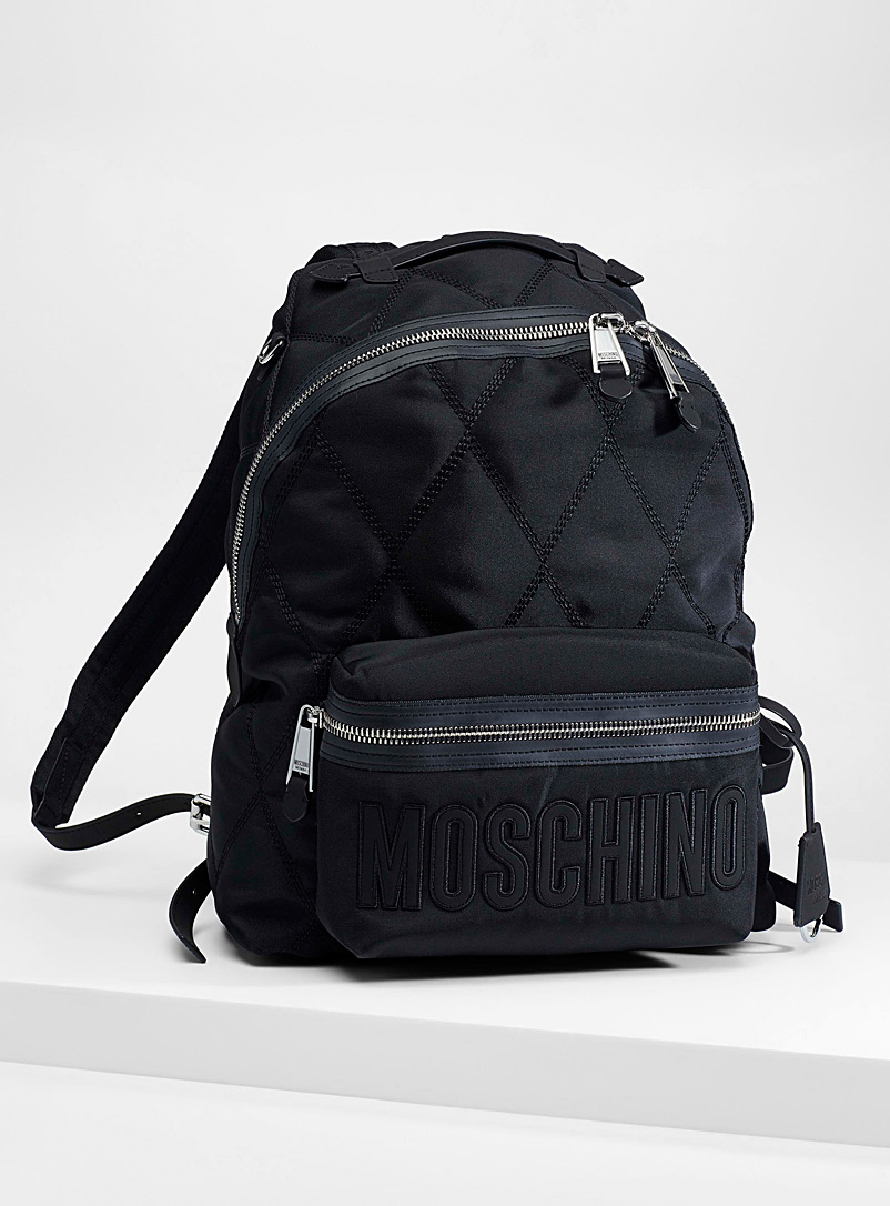 quilted-nylon-backpack