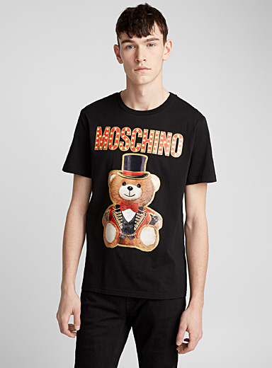 Circus teddy T-shirt