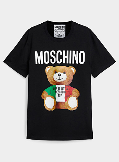 Italian teddy bear T-shirt
