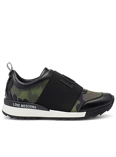 Le sneaker camouflage