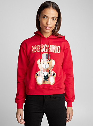 Ceremony bear sweatshirt