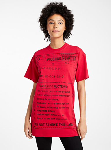 Army Label T-shirt