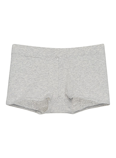 Le short coton stretch