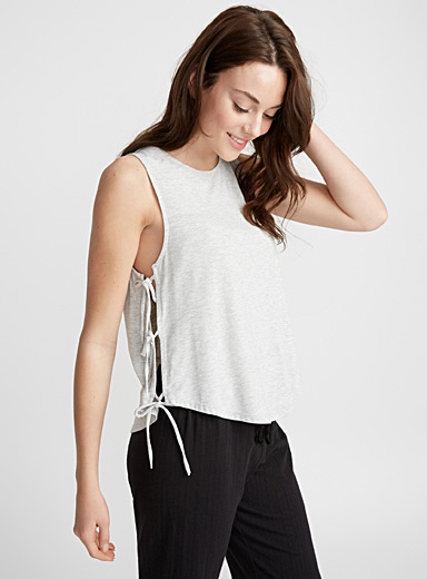 Side-tie camisole