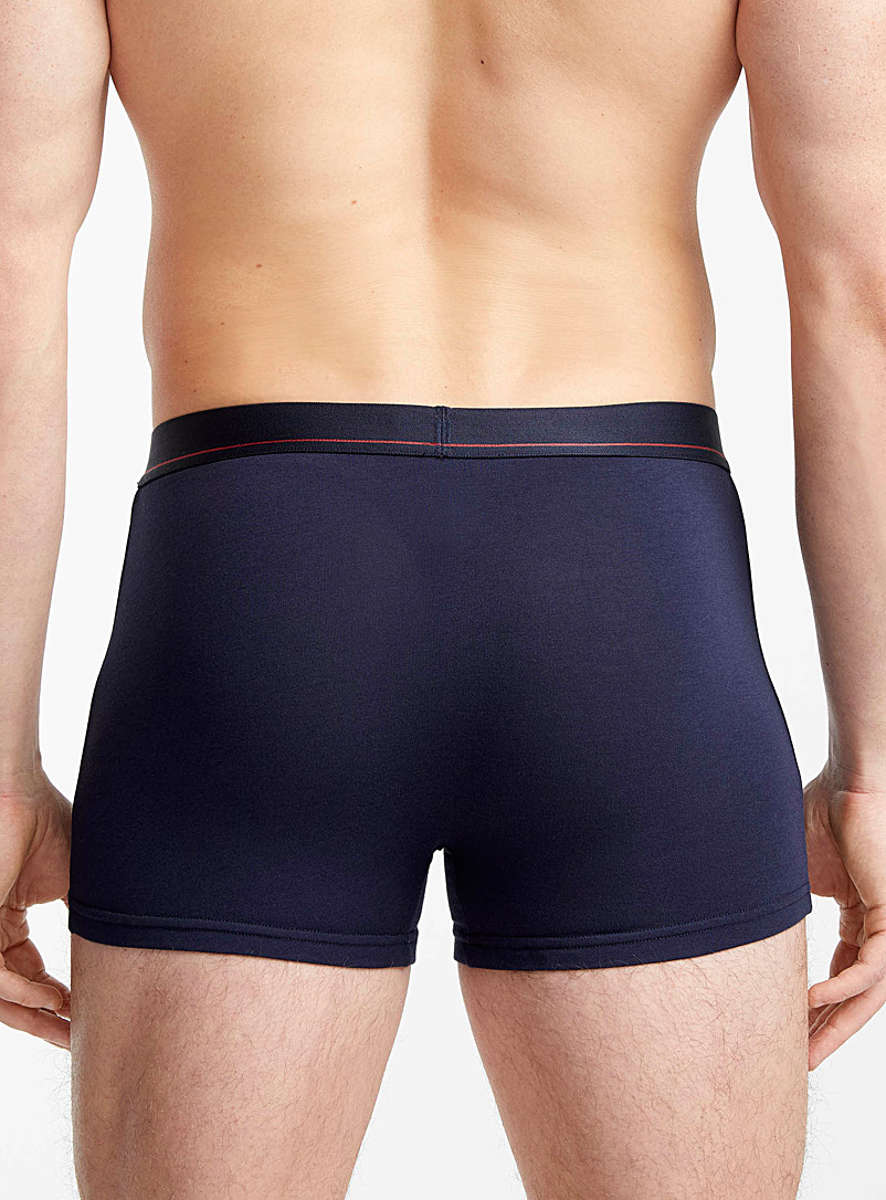 Le 31 Marine Blue TENCEL* Modal loft trunk for men