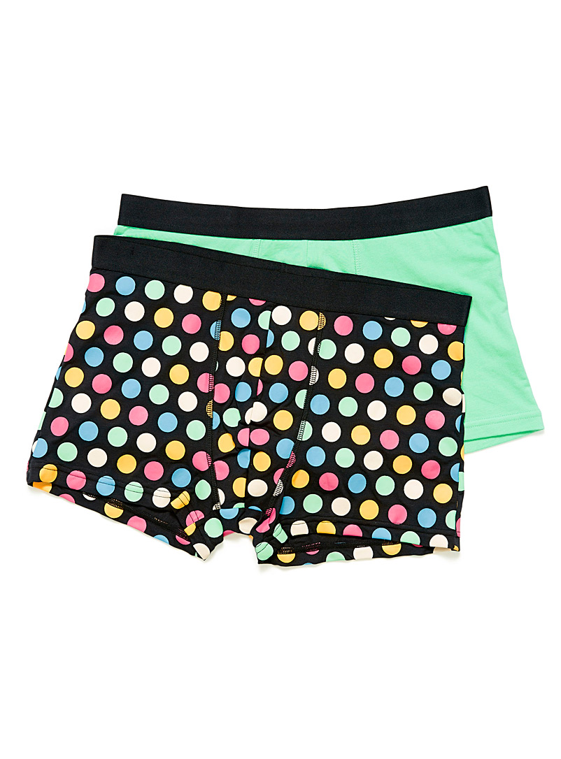 Expressive organic cotton trunk  2-pack