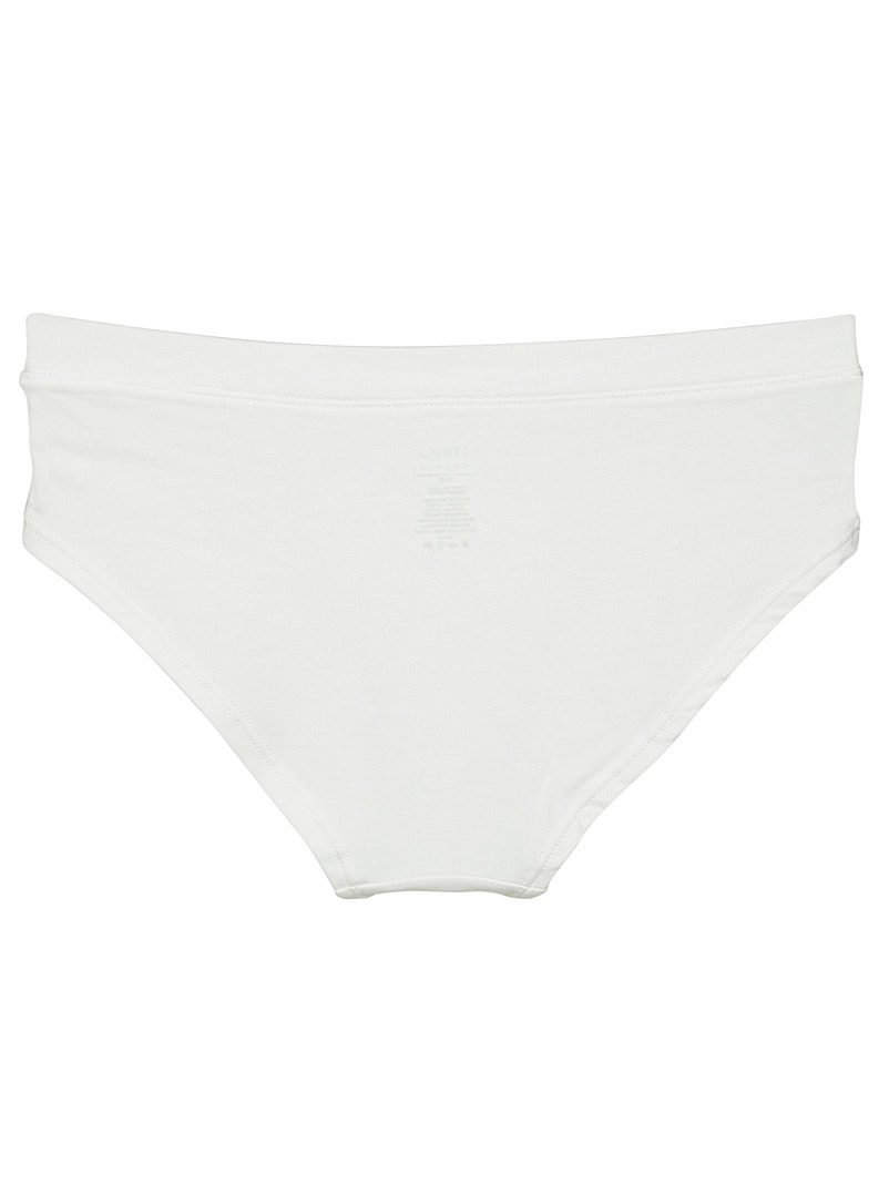 Eco-friendly essential hipster - Hipsters - White