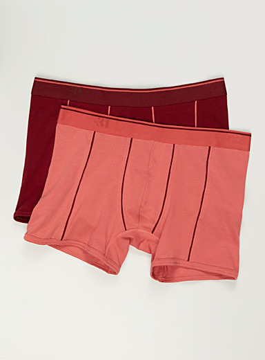 Accent seam trunk  2-pack
