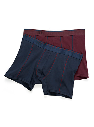 Accent seam trunk <br>2-pack