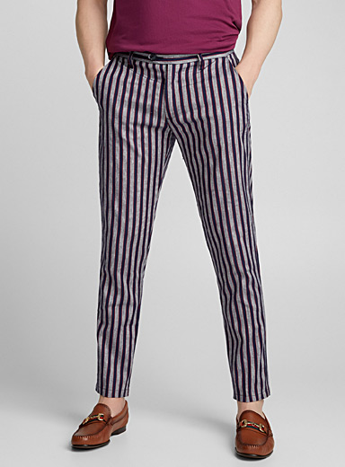 Admiral stripe pant <br>Slim fit