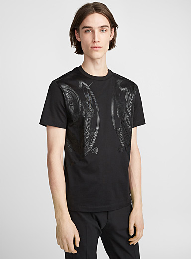 Le tee-shirt Dragon