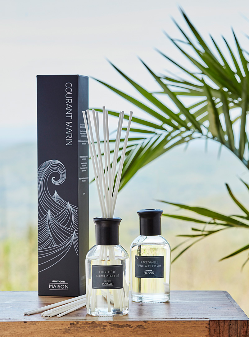 Simons Maison Assorted Sea current diffuser set