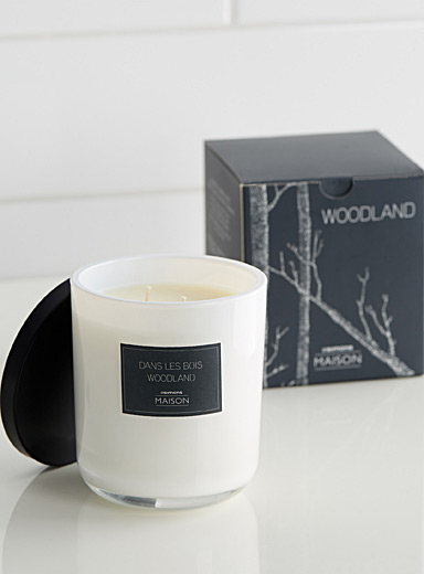 Simons Maison Assorted Woodland candle