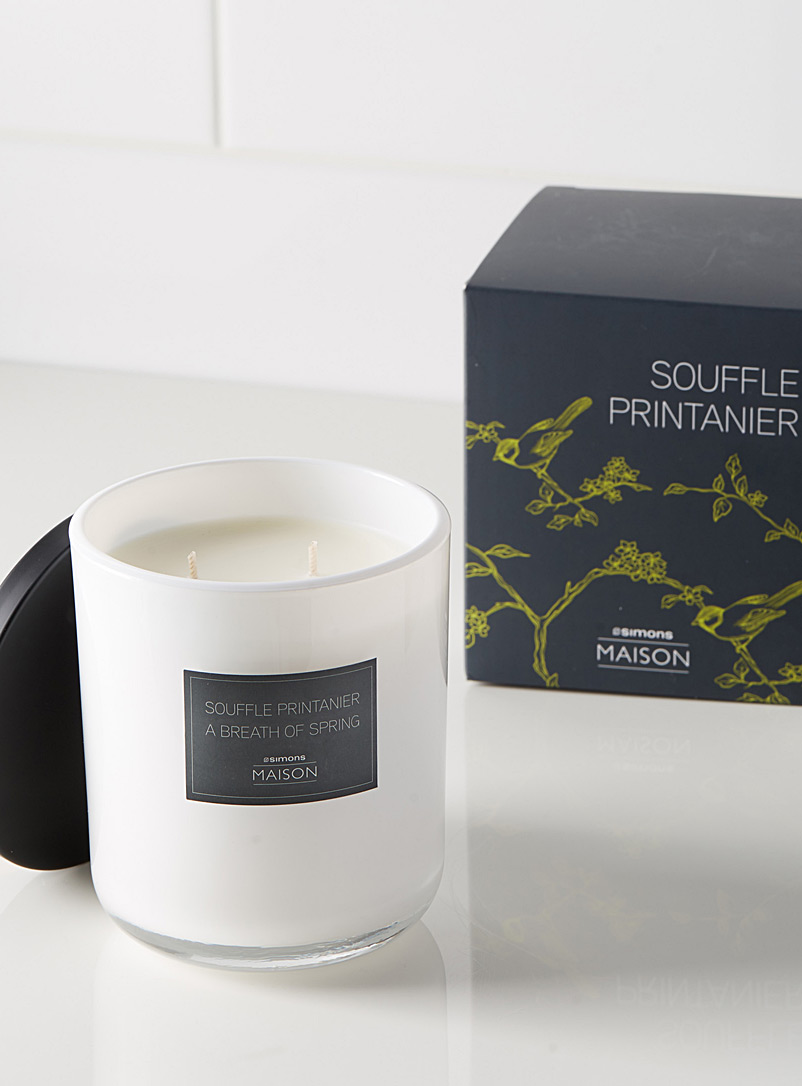 A breath of spring candle - Body Care & Home Fragrances
