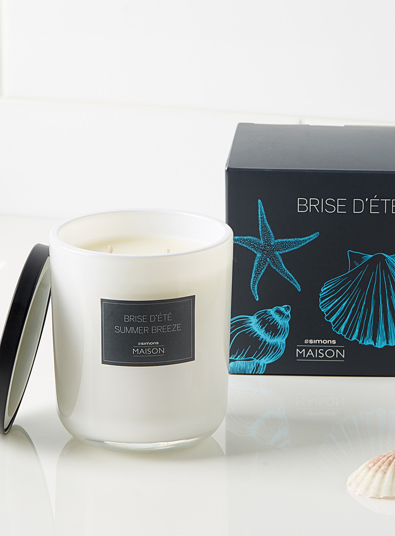Simons Maison Assorted Summer breeze candle