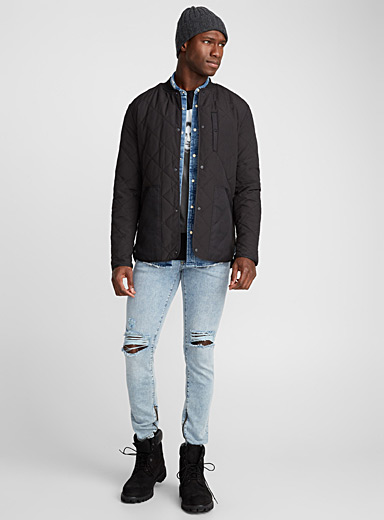 Workwear bomber jacket