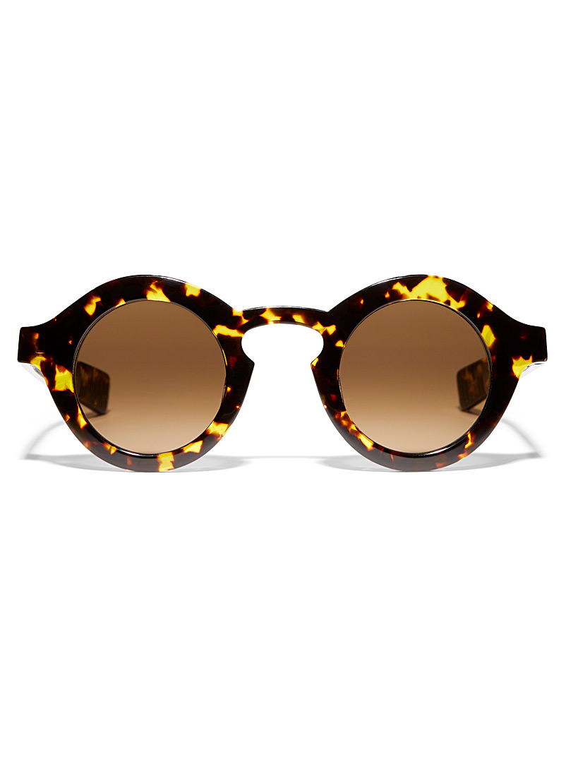 Cut Twelve round sunglasses