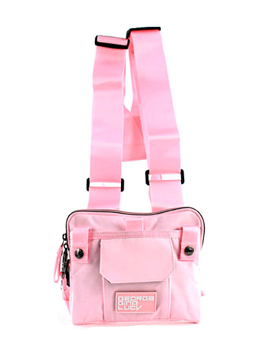 George Gina & Lucy: Le sac harnais Rig Sunchest Vieux rose pour femme
