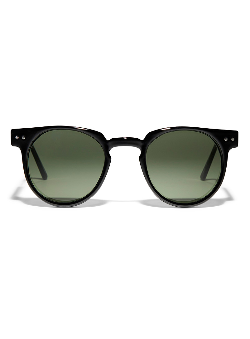 Teddy Boy round sunglasses