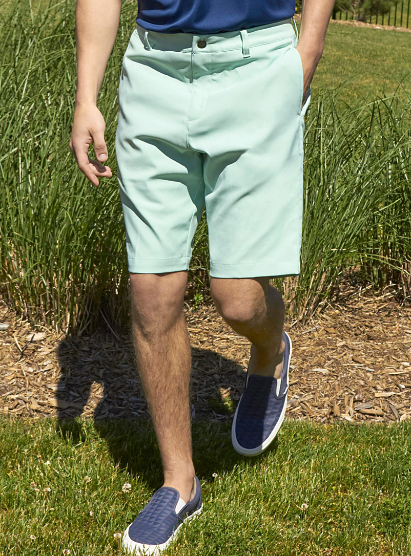 Puma Golf Kelly Green Jackpot 5-pocket short for men