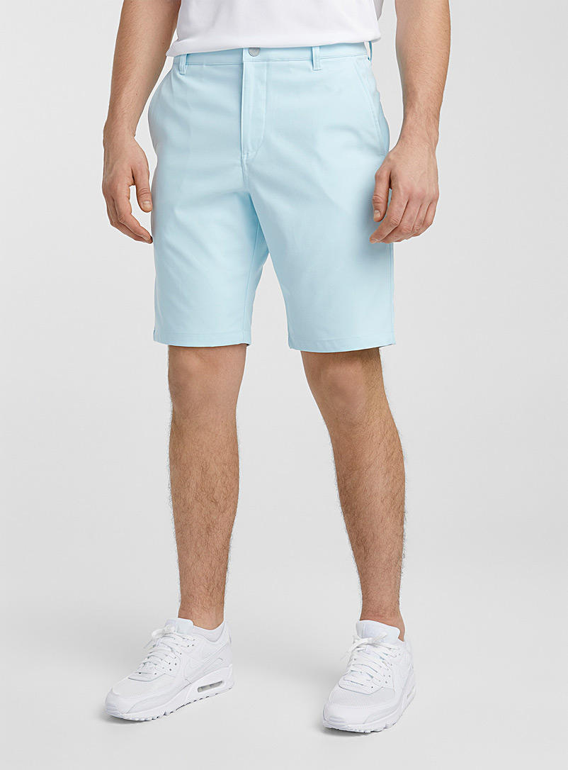 Puma Golf Teal Jackpot 5-pocket short for men