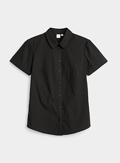 Solid basic shirt