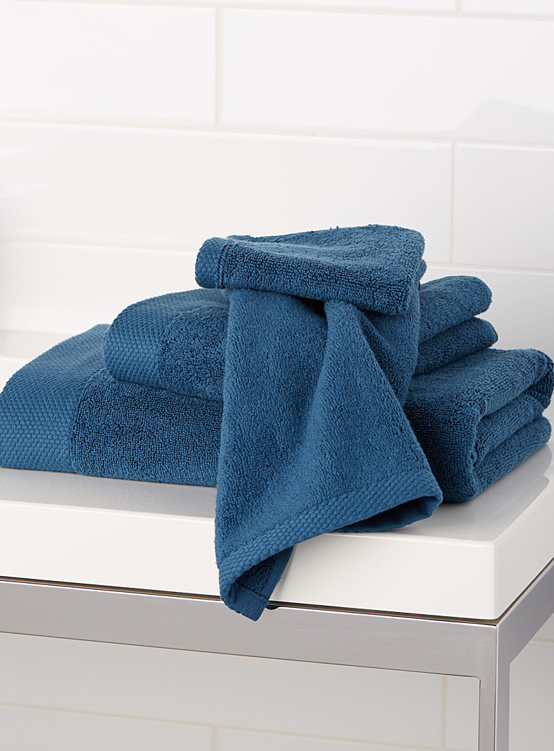 Grand hotel towels - Superior Quality - Dark Blue